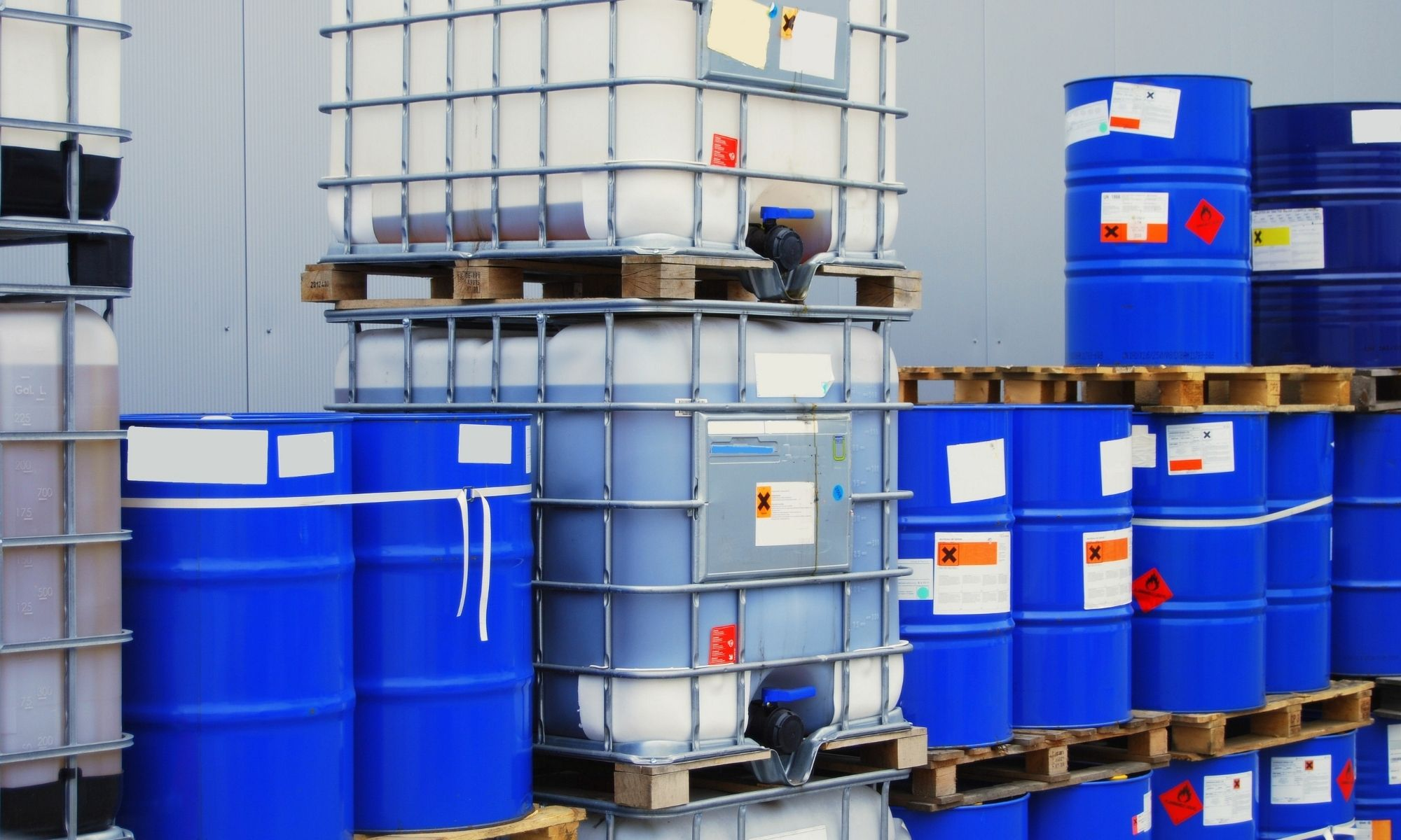 Types of Containers GHS Labels May Appear On