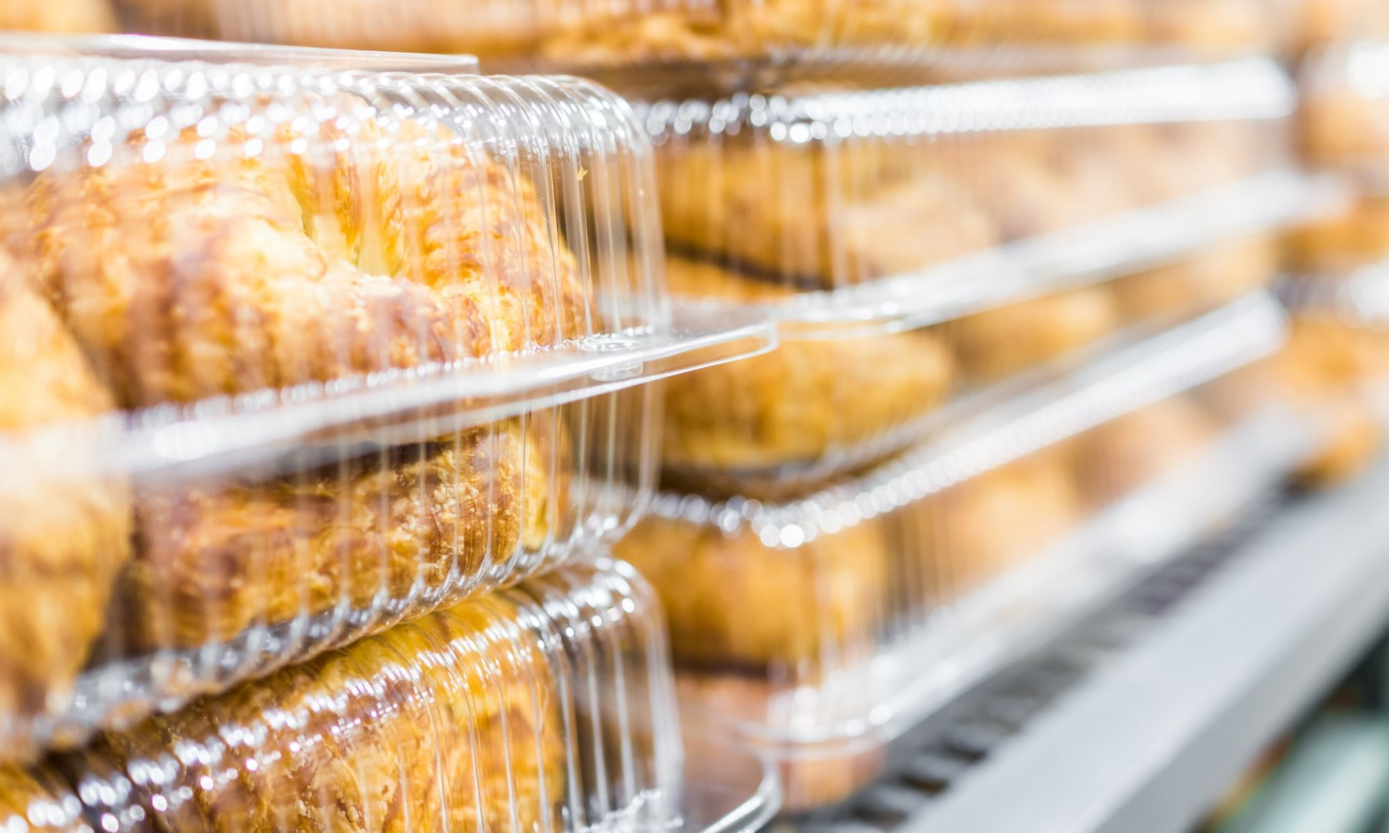 Types of Information on Bakery Labels