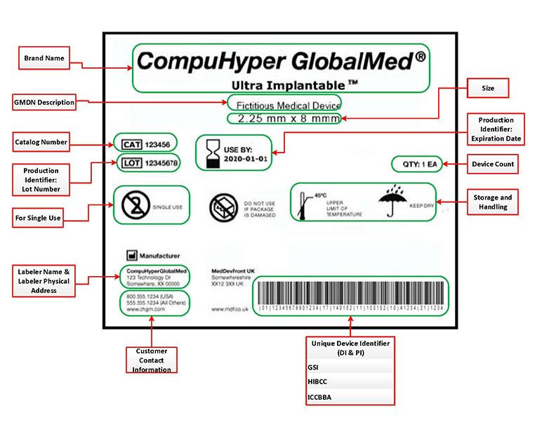 UDI Label Printers