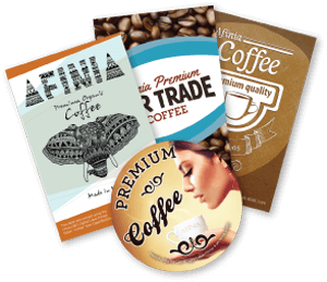 afinia-coffee-labels