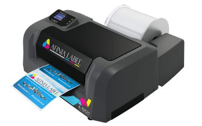 Afinia L501 Color Label Printer (Right Angle)