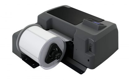 Afinia L501 Digital Color Label Printer (Left Rear)