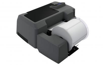 Afinia L501 Color Digital Label Printer (Right Rear)