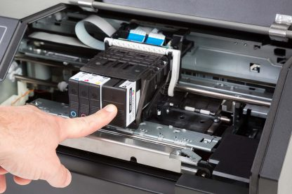 Afinia L502 Ink Cartridge Install