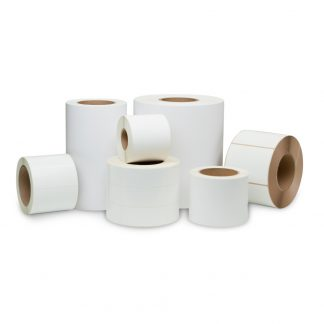 Blank Roll Labels