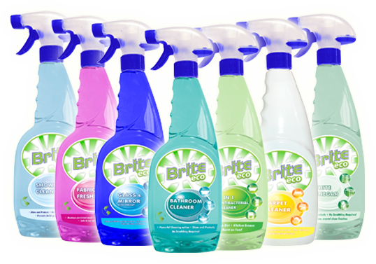 Print Your Own Labels For Cleaning Supplies