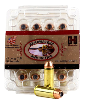 Ammunition Product Label