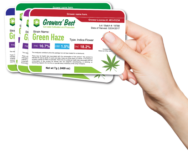 Label Printers for Printing Cannabis Labels