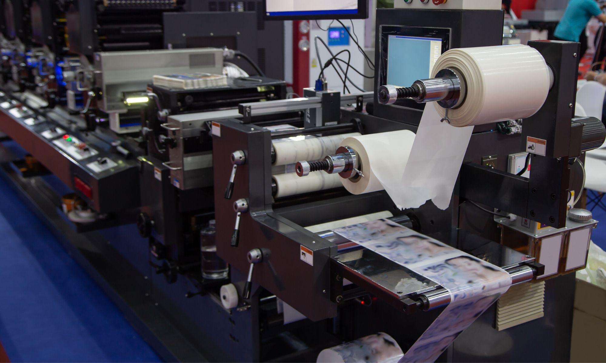 A Brief History of Label Printing