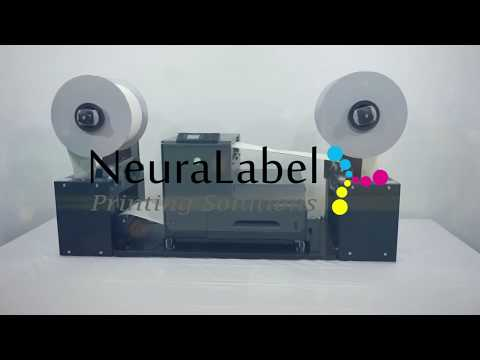 NeuraLabel 300x Ultra High Capacity Digital Label Printing Solution