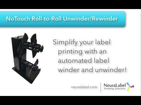 NeuraLabel NoTouch Roll-to-Roll