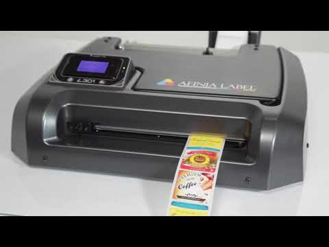 Afinia L301 Digital Color Label Printer