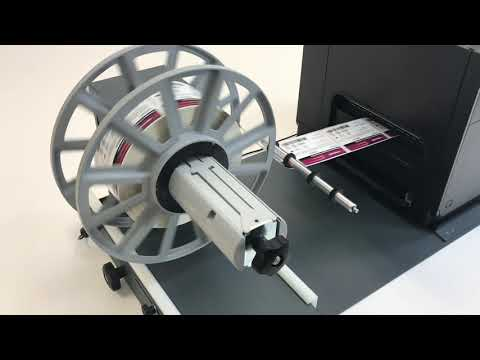 NeuraLabel Straight-Through (300x ST) Roll System